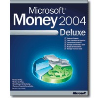 MS Money 2004 Delux