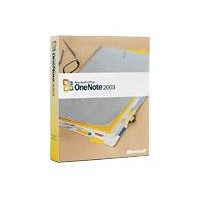 MS Office OneNote 2003 - Complete package - 1 user - EDU - CD - Win