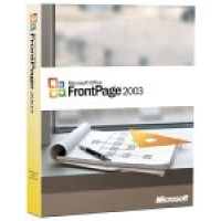 MS Office FrontPage 2003 - Complete package - 1 user - EDU - CD - Win