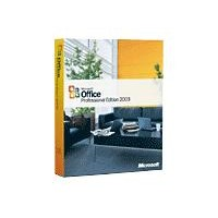 MS Office Professional Edition 2003 Academic