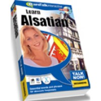Talk Now Learn Alsatian