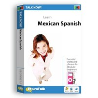 Talk Now Learn Spanish (Mexican)