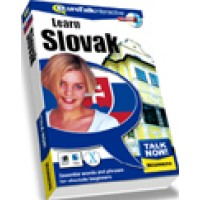 Talk Now Learn Slovak