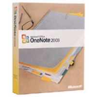 International MS OneNote 2003 - Complete package