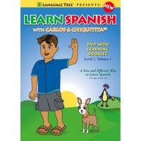Language Tree - Learn Spanish with Carlos and Chiquitita