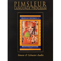 Pimsleur Comprehensive Portuguese (Brazilian) II (30 lessons) Audio CD