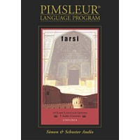 Pimsleur Course-Farsi (Persian) Compact Audio CD