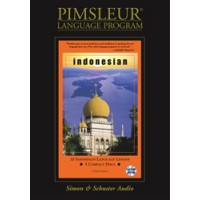 Pimsleur Indonesian Compact (10 lesson) Audio CD