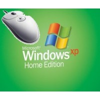 French Microsoft Windows XP Home OEM plus Optical Mouse