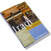 Iraqi Phrasebook: The Essential Language Guide for Contemporary Iraq (Paperback)