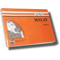 Spoken Malay (Book only)