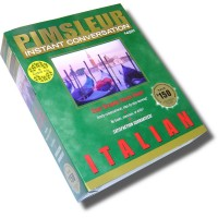 Pimsleur Instant Conversation - Italian (Audio CD)