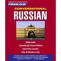 Pimsleur Instant Conversation - Russian (Audio CD)