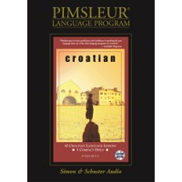 Pimsleur Croatian Compact (10 lesson) (Audio CD)