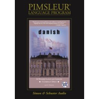 Pimsleur Danish Compact (10 lesson) Audio CD