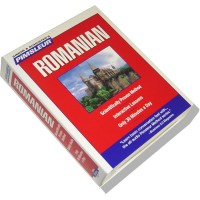 Pimsleur Romanian Compact (5 Audio CD's / 10 Lessons)