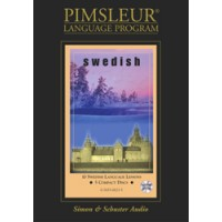 Pimsleur Swedish Compact (10 lesson) Audio CD