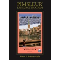 Pimsleur Swiss German Compact (10 lesson) Audio CD