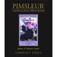 Pimsleur ESL Comprehensive German (30 lesson) Audio CD