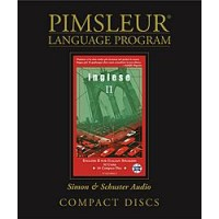 Pimsleur ESL Comprehensive Italian II (30 lesson) Audio CD