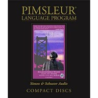 Pimsleur ESL Comprehensive Korean (30 lesson) Audio CD