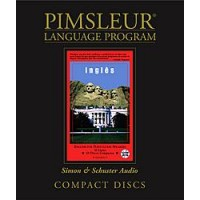 Pimsleur ESL Comprehensive Portuguese (Brazilian) (30 lesson) Audio CD
