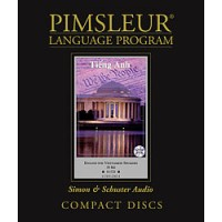Pimsleur ESL Comprehensive Vietnamese (30 lesson) Audio CD
