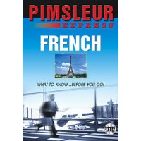 Pimsleur - Express French (Audio CD)
