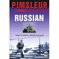 Pimsleur - Express Russian (Audio CD)