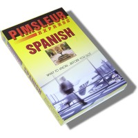 Pimsleur - Express Spanish (Audio CD)