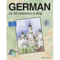 Bilingual Books - GERMAN in 10 minutes a day ®
