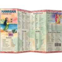 Bilingual Books - Hawaiian a Language Map™ in HAWAIIAN