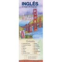 Bilingual Books - Ingles un Mapa Del Lenguaje Language Map™ in INGLÉS (for Spanish Speakers)