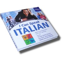 I Can Speak Italian: Makes Learning Italian Fast, Fun, and Easy