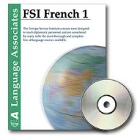 Intensive FSI French Basic Level 1 (19 Audio CDs)