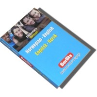 Berlitz Norwegian - English / Engelsk - Norsk Bilingual Dictionary