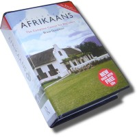 Colloquial Afrikaans (Book, Cassettes & CD pack)