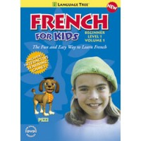 Language Tree - French for Kids, Beginning Level 1 Vol. 1 (DVD)