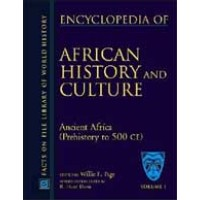 Encyclopedia of African History and Culture - 5 Volume Set