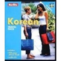 Berlitz Korean Travel Pack (Book and Audio-CD)