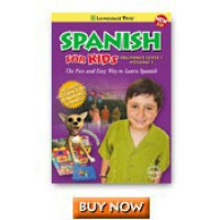 Spanish for Kids - Spanish Beginner Level I, Vol. 1