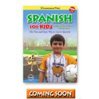 Spanish for Kids - Spanish Beginner Level I, Vol. 2