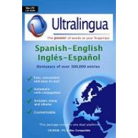 UltraLingua Spanish to and from English Dictionary of Translations Mac/Windows