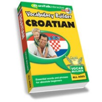 Talk Now Vocabulary Builder - Croatian