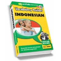 Talk Now Vocabulary Builder Indonesian