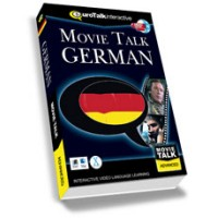 Movie Talk German DVD ROM Advanced Learning
