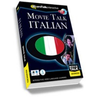 Movie Talk Italian DVD ROM Advanced Learning