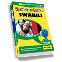 Talk Now Vocabulary Builder Swahili