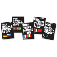 Basic German & Russian by DVD