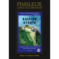Pimsleur Haitian Compact Audio CD